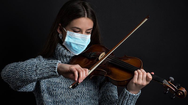 The Violinist's Guide to Protecting from Coronavirus and Other Germs