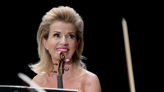Violinist Anne-Sophie Mutter has Tested Positive for Coronavirus
