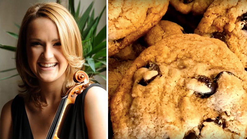 Fiddler's Favorite Recipes Episode 5: Dayna Anderson's Chocolate Chip Cookies