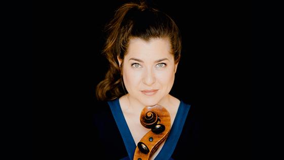 cellist Alisa Weilerstein
