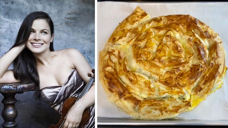Fiddler's Favorite Recipes Episode 9: Bella Hristova's Banitsa