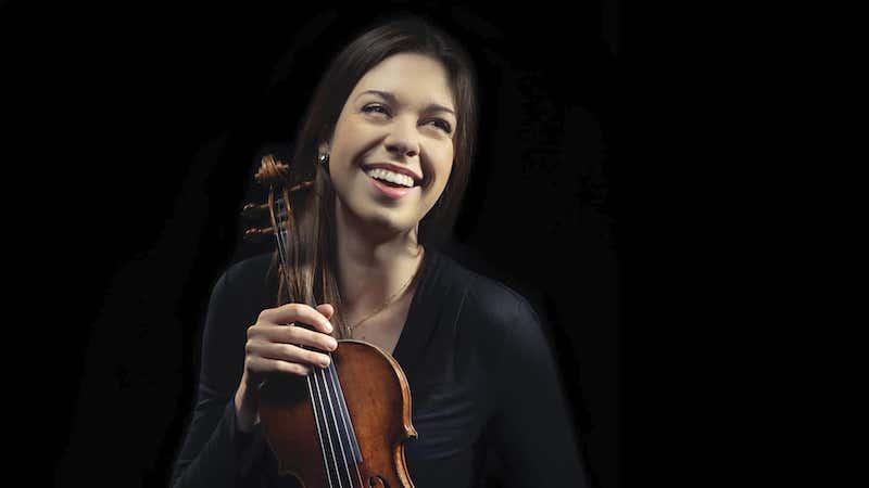 Violinist Tessa Lark Takes a (Symphonic) Minute