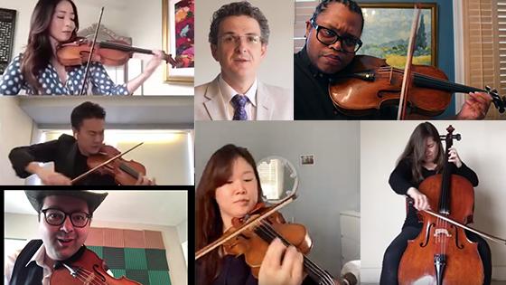 The Week in Hope-Inspiring Spontaneous Music Online, Op. 4