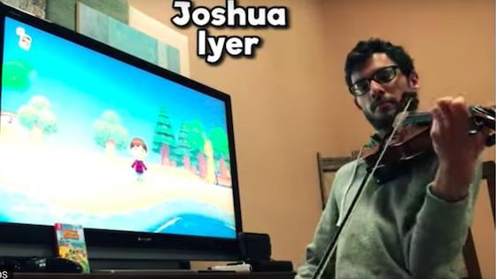 YouTube Musician Collab - 'K.K. Cruisin' - from Animal Crossing