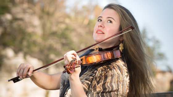 For the Record, Op. 116: Lara St. John; Thomas Bowes; Tabea Zimmermann; Sirius Quartet