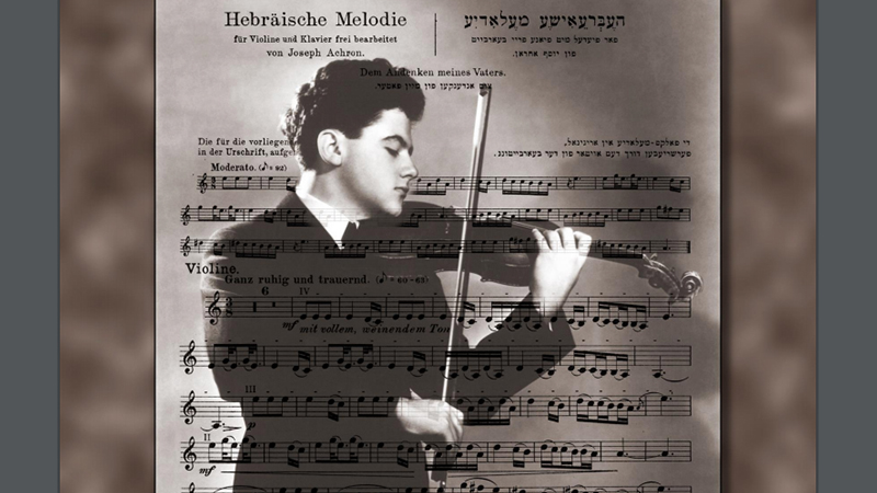 New Biography of the Tragic Life of Violinist Josef Hassid (1922-1950)