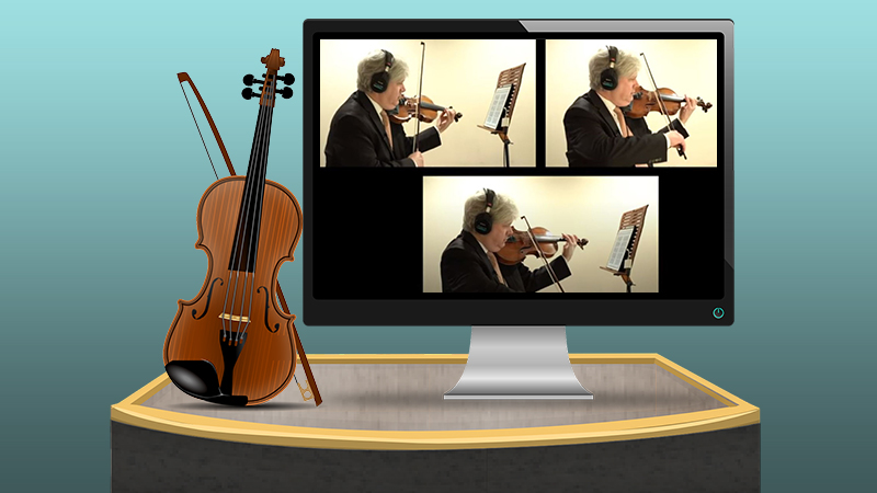 Heifetz goes virtual