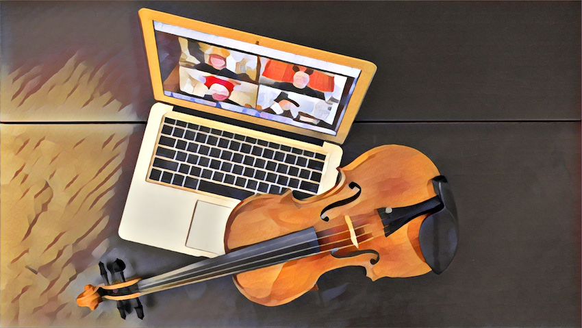 V.com weekend vote: What aspect of technology would you most like to improve for teaching and making music?
