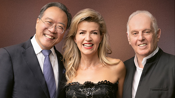 For the Record, Op. 118: Anne-Sophie Mutter; David Nebel; Cho-Liang Lin; Tasmin Little; Chiaroscuro Quartet