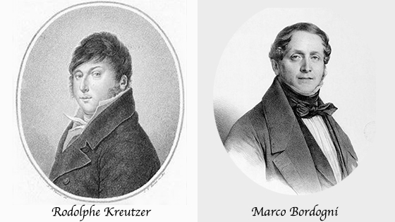 Kreutzer and Bordogni