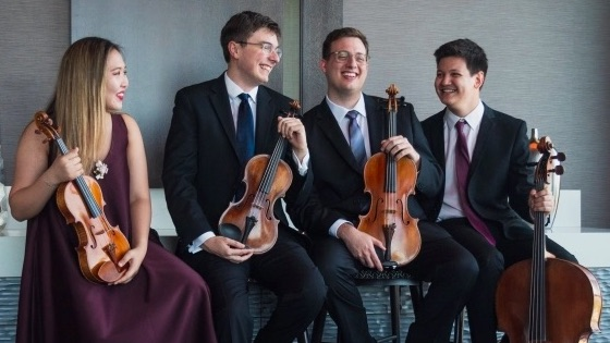 Winners announced in the 2020 Fischoff Chamber Music Competition