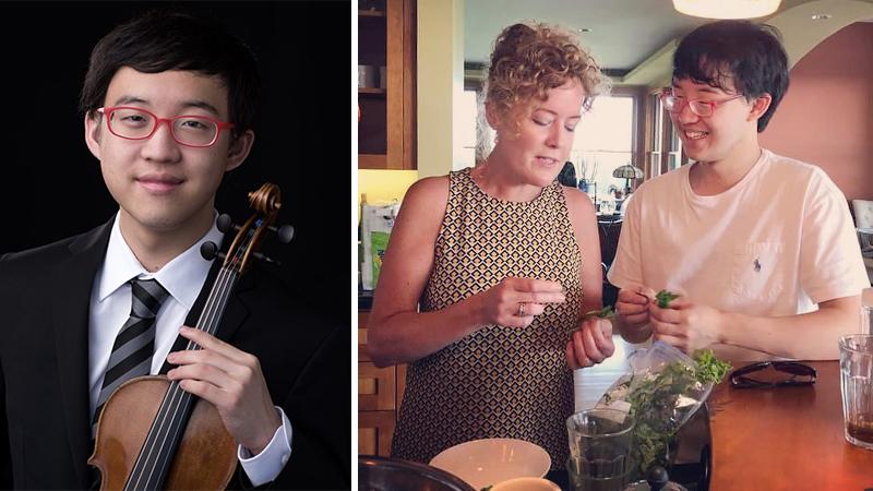 Fiddler's Favorite Recipes Episode 21: Julian Rhee's Jjajangmyeon