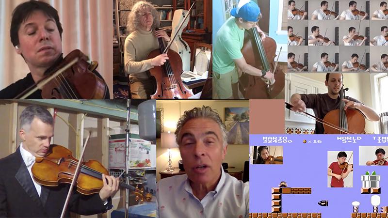 The Week in Hope-Inspiring Spontaneous Music Online, Op. 10