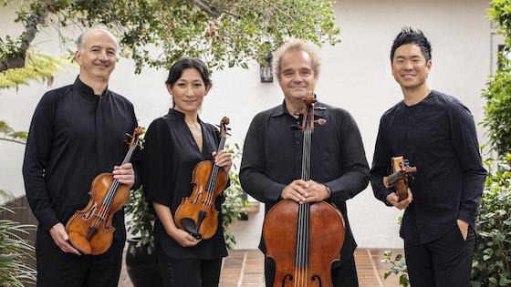 For the Record, Op. 120: Takács Quartet; Alina Ibragimova