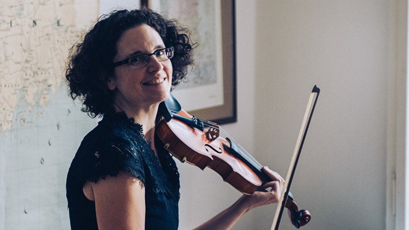 Violinist.com Interview with Anthea Kreston: Going Virtual During the Pandemic