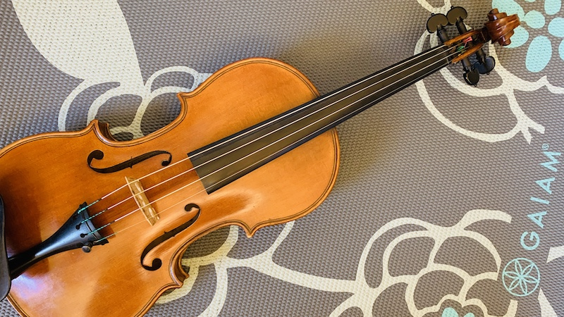 5 Things to Transfer from Yoga to Violin Playing