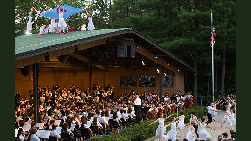 """Les Préludes"" at Interlochen: A 93-Year Tradition Continues"