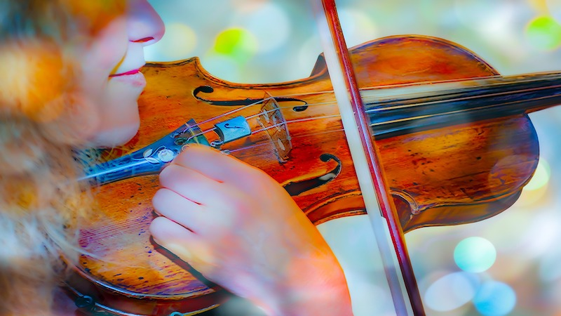 V.com weekend vote: When did you first learn to tune your violin?