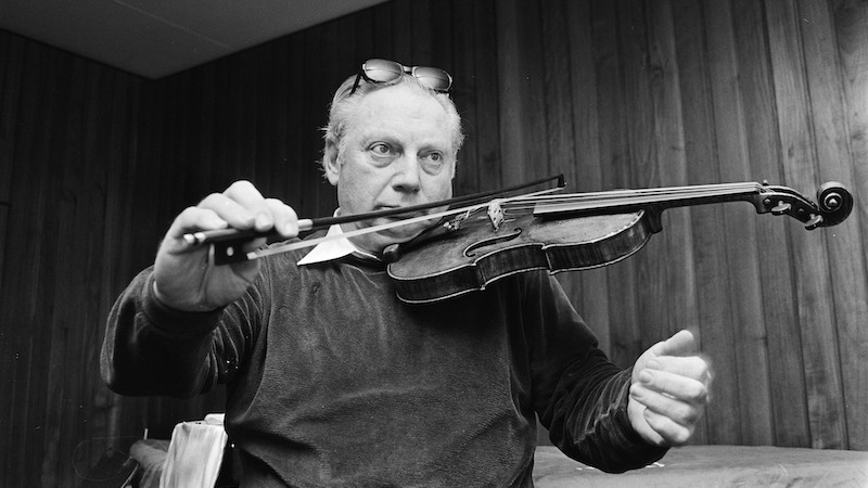 The Legacy of Violinist Isaac Stern, 100 Years After His Birth
