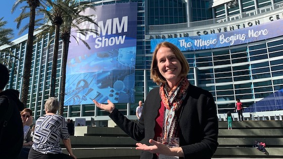 2021 NAMM Show Canceled Due to COVID 19