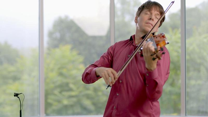 For the Record, Op. 127: Joshua Bell 'At Home With Music'; Daniel Hope Hope@Home; Friedemann Eichhorn