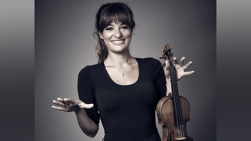 For the Record, Op. 128: Nicola Benedetti; Jonah Kim; and Mike Block