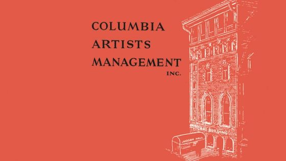 Columbia Artists Management Shuts Down Operations Amid Pandemic