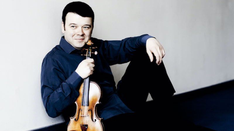 Interview with Vadim Gluzman: Determined to Perform Live Again