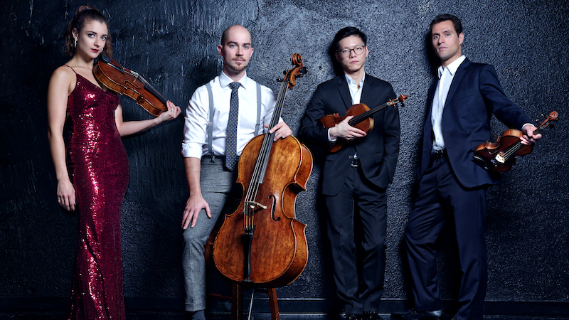 For the Record, Op. 131: Dover Quartet's Beethoven; Patricia Kopatchinskaja 'What's Next Vivaldi?'