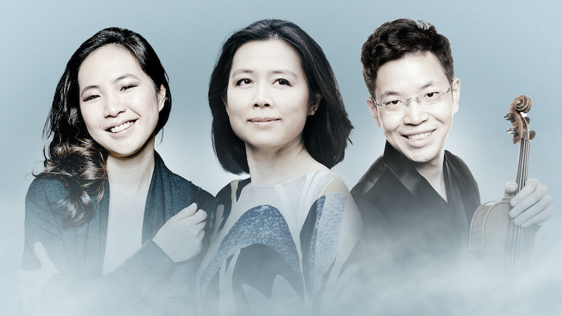 Interview with Violinists Paul Huang and Danbi Um: Dreamstage Recital this Friday