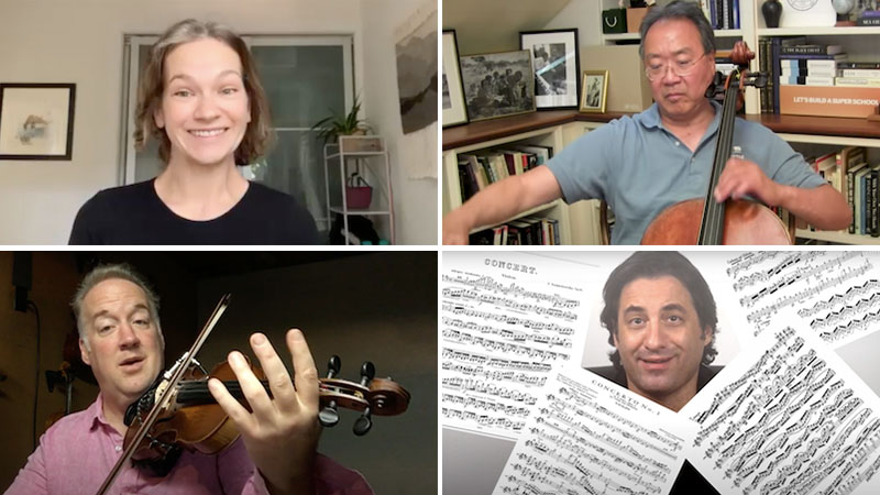 Week in Review, Op. 2: Hilary Hahn is Back, and more...