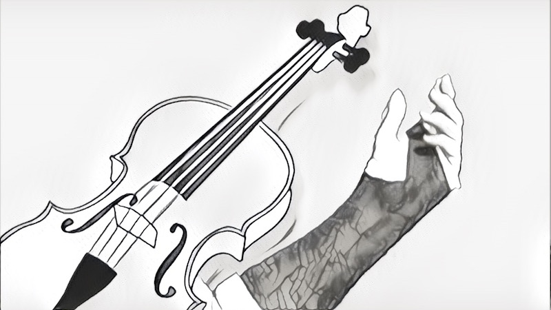 V.com weekend vote: Has physical injury ever affected your violin playing?