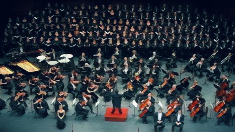 big orchestra