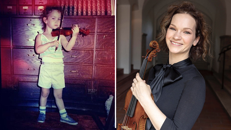 Interview with Hilary Hahn: Recording Suzuki Books 1-3 and Returning from Sabbatical