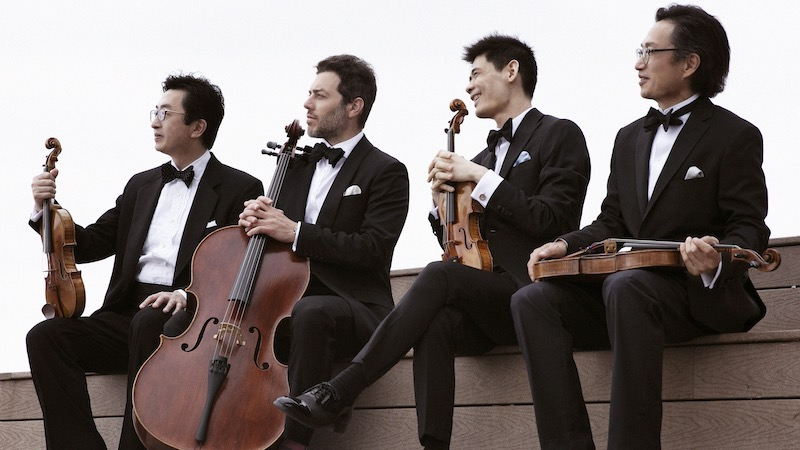 Violinist Angelo Xiang Yu Joins Shanghai Quartet