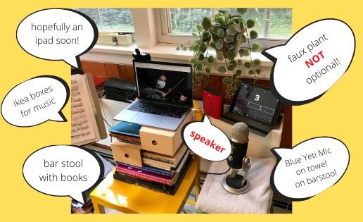 Self-care for Studio Teachers: Some Tips