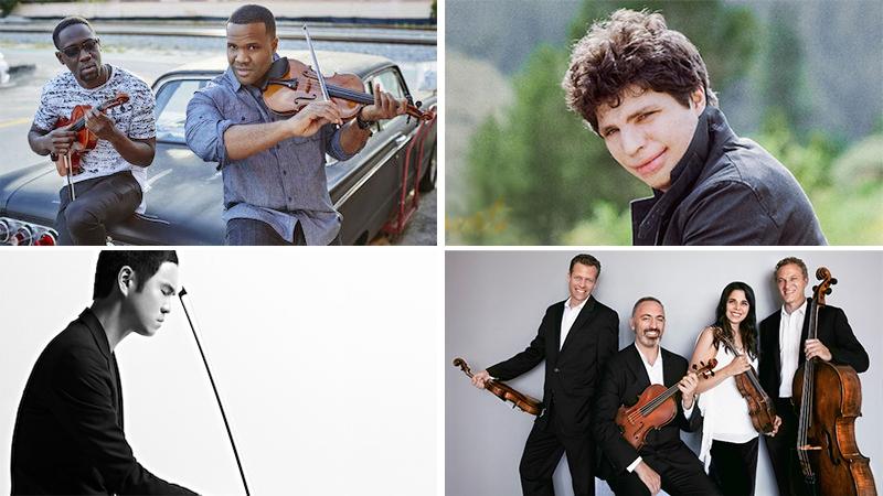 Black Violin, Augustin Hadelich, Richard O'Neill nominated for 2021 Grammys