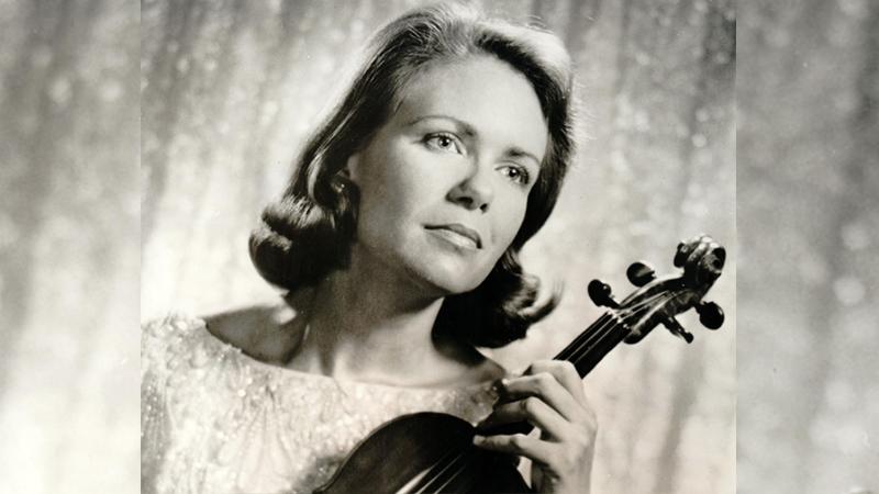 Remembering Violinist Camilla Wicks (1928-2020)