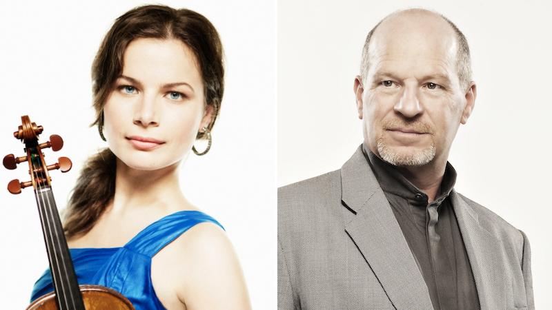 Bella Hristova and Michael Houstoun