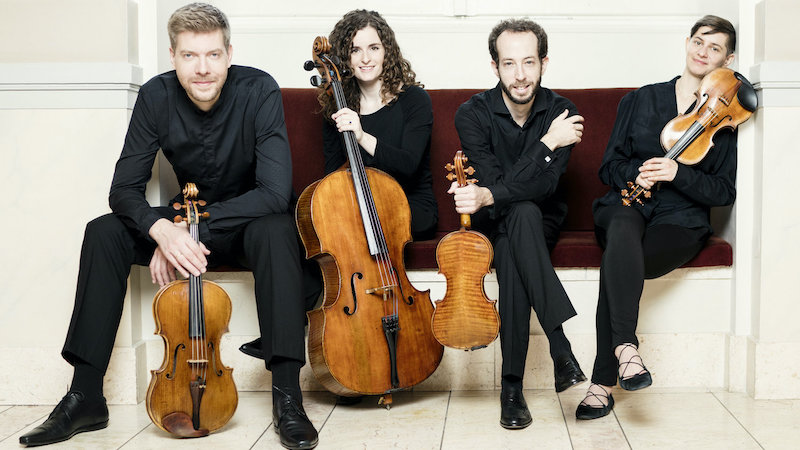A Holiday ABC: Ariel Quartet, Babka, and Chanukah