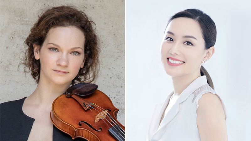 Interview with Hilary Hahn: New DeepMusic.ai Project Pairs Composers' Creativity with AI