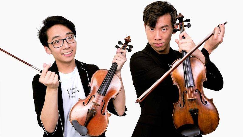 TwoSet Violin Takes a Break for Health Reasons