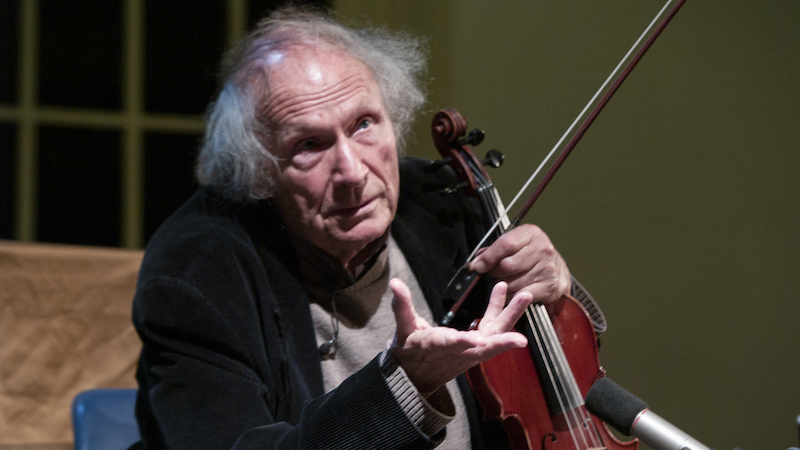 Remembering the Immortal Ivry Gitlis (1922-2020)
