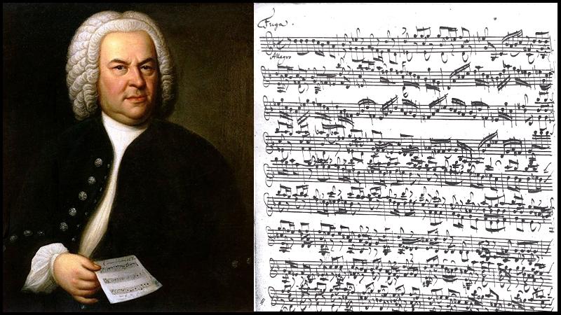 Bach Sonatas and Partitas - Fugue