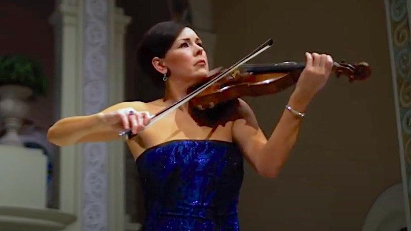 Biden Invites Irish Violinist to Play for Inauguration Day Morning Mass