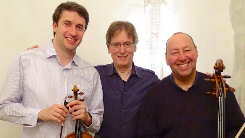 For the Record, Op. 143: Noah Bendix-Balgley, Peter Wiley and Robert Levin's Schubert Trios