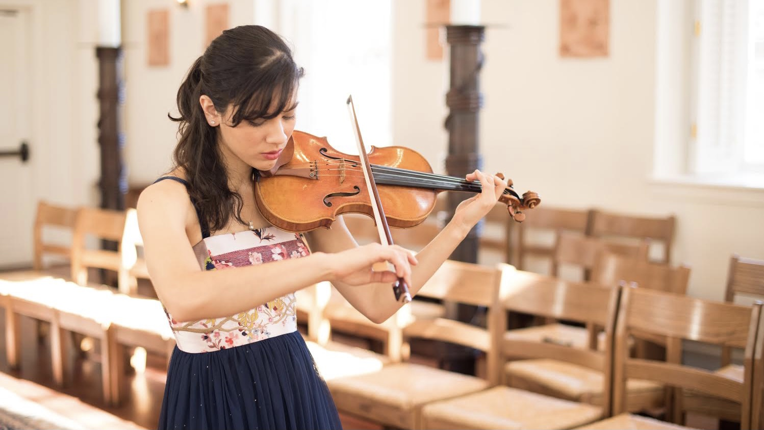 An Unexpected Experience: How I Ended Up Playing Violin At Mass For the President