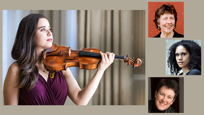 Putting Women in the Program: The American Youth Symphony's Pledge