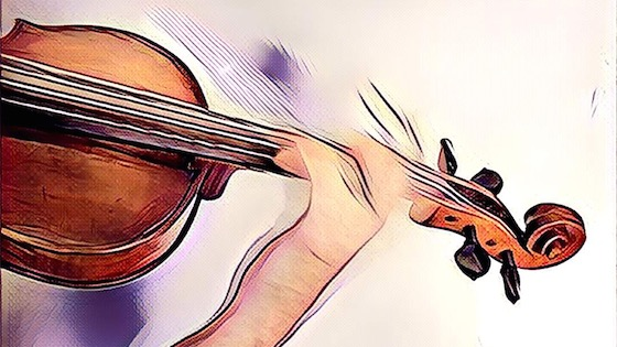 How the Bow Arm Can Help Vibrato