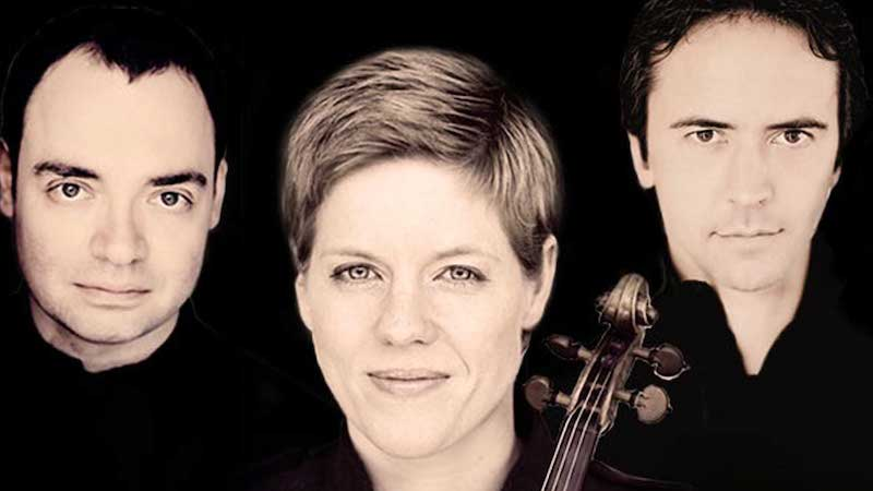 Isabelle Faust Beethoven Triple